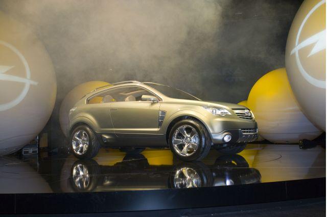 2005 Opel Antara GTC concept
