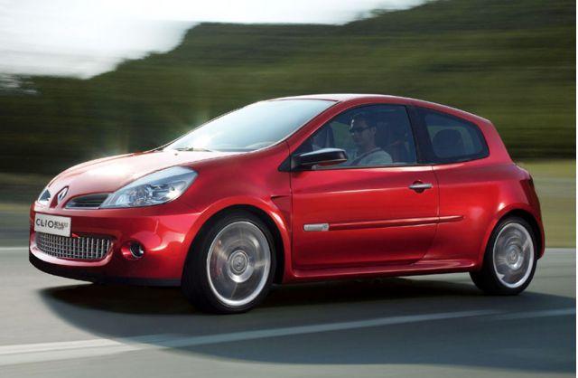 2005 Renault Cio Renaulsport concept