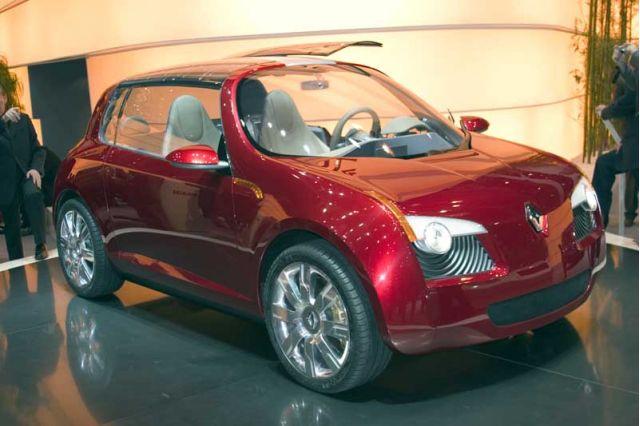 2005 Renault Zoe concept