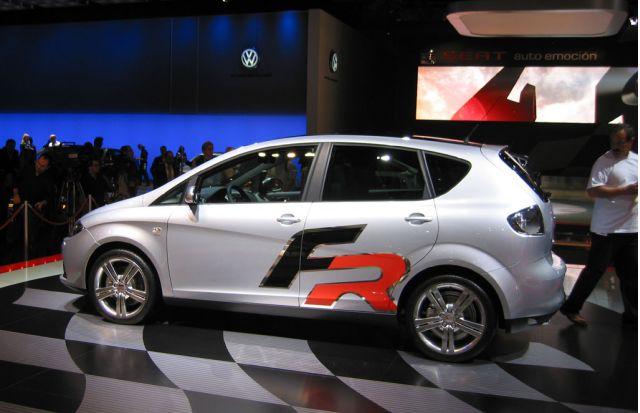 2005 SEAT Altea FR
