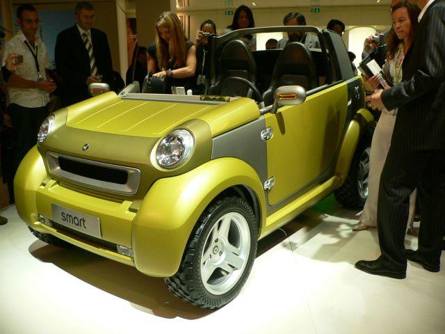 2005 smart crosstown concept