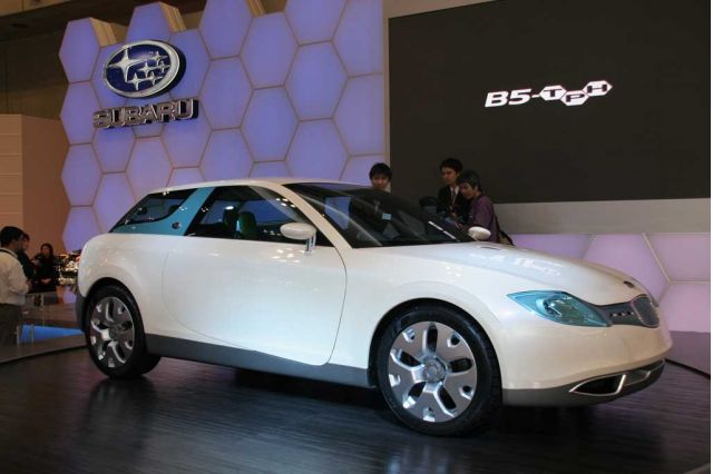 2005 Subaru B5 concept