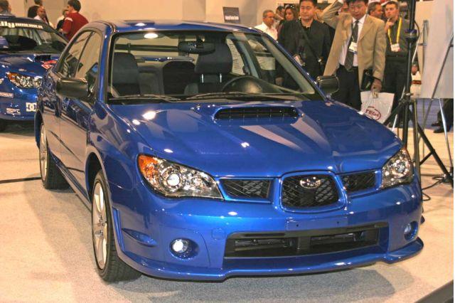 2005 Subaru Legacy 2.5 GT spec.B