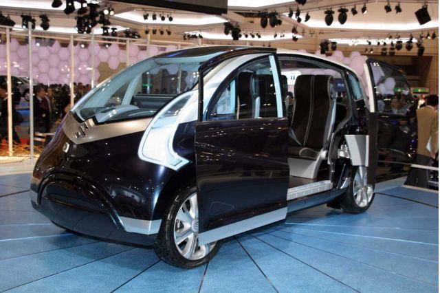 2005 Suzuki Ionis concept