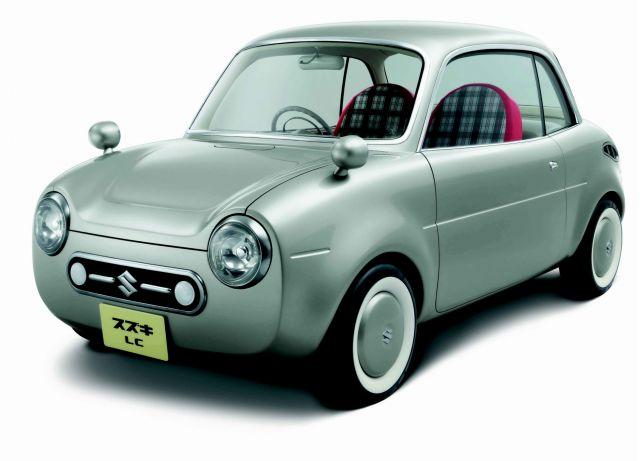 2005 Suzuki LC concept
