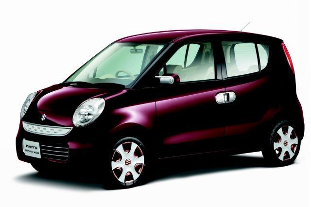 2005 Suzuki Mom's Personal Wagon concept