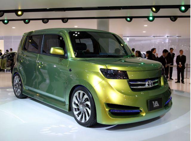 2005 Toyota bB concept