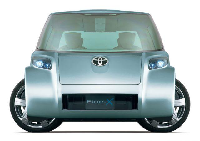 2005 Toyota Fine-X concept