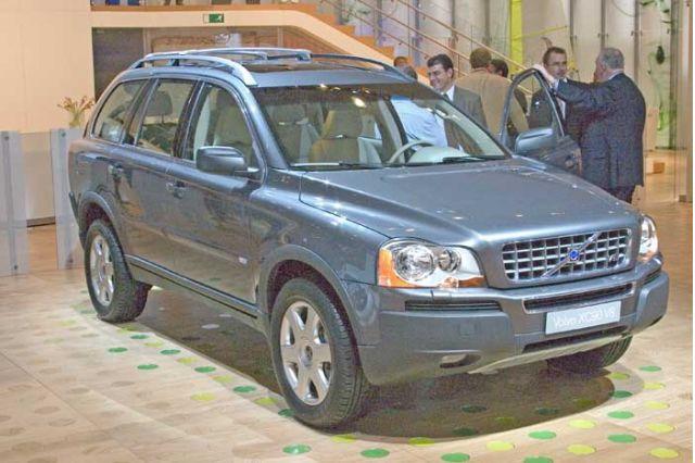 2005 Volvo XC90 V-8