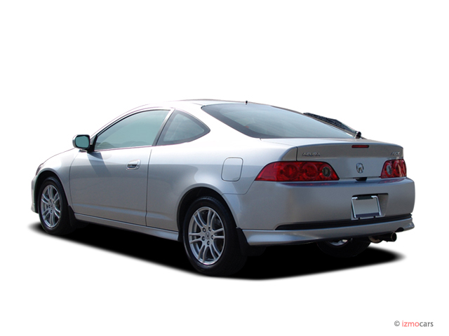 The Car Connection Acura RSX Overview
