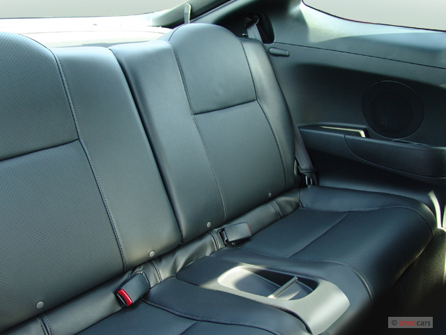2006 Acura RSX 2-door Coupe AT Leather Rear Seats & Image: 2006 Acura RSX 2-door Coupe AT Leather Rear Seats size: 640 ...