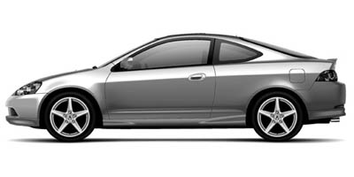 2006 Acura RSX Type-S Leather
