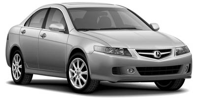 2006 Acura TSX Review, Ratings, Specs, Prices, and Photos - The Car