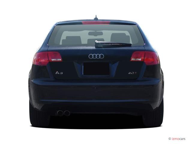 2015 Audi A3 Sedan Rear Side View Photo 35: Image: 2006 Audi A3 4-door HB 2.0T Auto DSG Rear Exterior