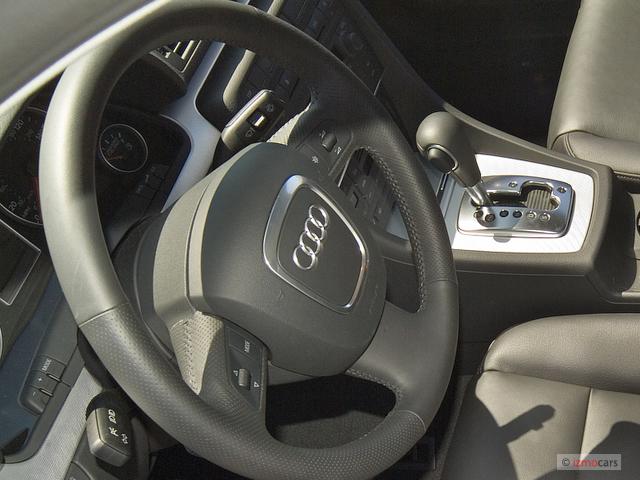 image 2006 audi a4 4 door sedan 2 0t cvt steering wheel. Black Bedroom Furniture Sets. Home Design Ideas