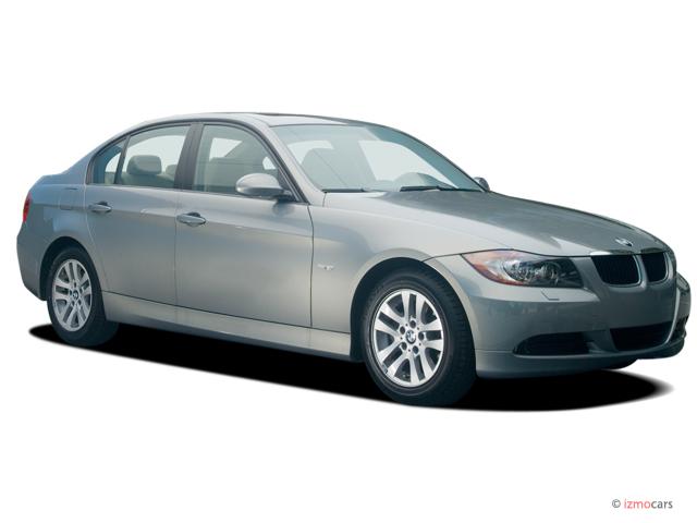 Image BMW Series I Door Sedan RWD Angular Front - Bmw 4 door sedan