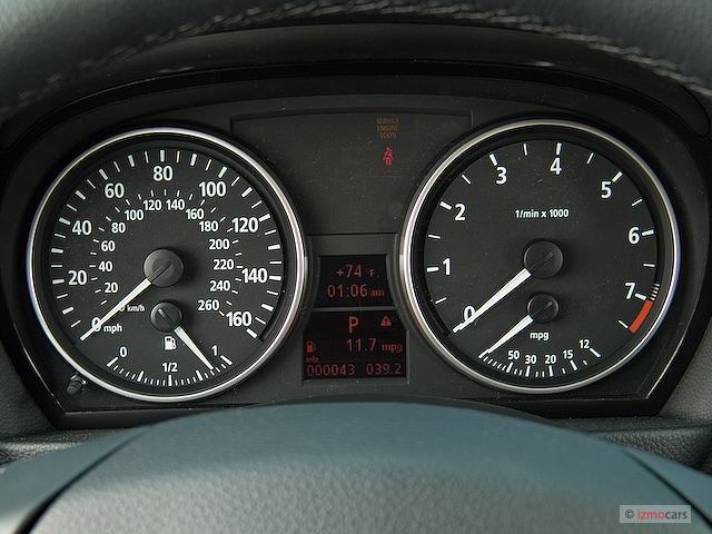 image 2006 bmw 3 series 325i 4 door sedan rwd instrument cluster size 640 x 480 type gif. Black Bedroom Furniture Sets. Home Design Ideas