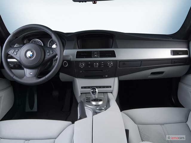 Image: 2006 BMW 5-Series M5 4-door Sedan Dashboard, size: 640 x 480 ...
