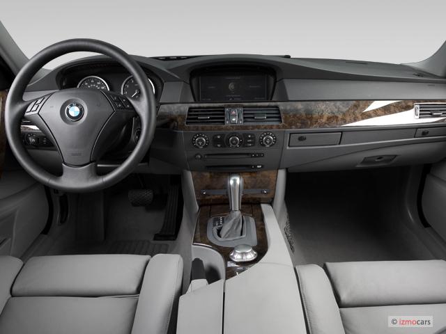 Image BMW Series Xi Door Sport Wagon AWD Dashboard - 2008 bmw 530xi