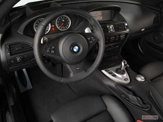 image 2006 bmw 6 series 2 door m6 coupe dashboard size 640 x 480 type gif posted on. Black Bedroom Furniture Sets. Home Design Ideas