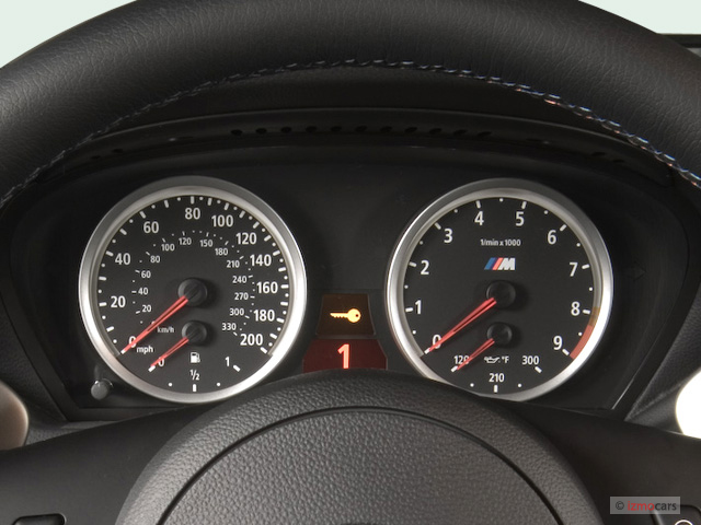 image 2006 bmw 6 series 2 door m6 coupe instrument cluster size 640 x 480 type gif posted. Black Bedroom Furniture Sets. Home Design Ideas