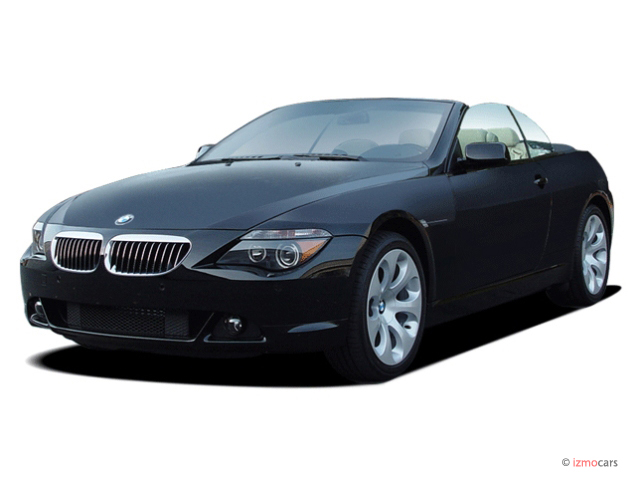 Image: 2006 BMW 6-Series 650Ci 2-door Convertible Angular ...