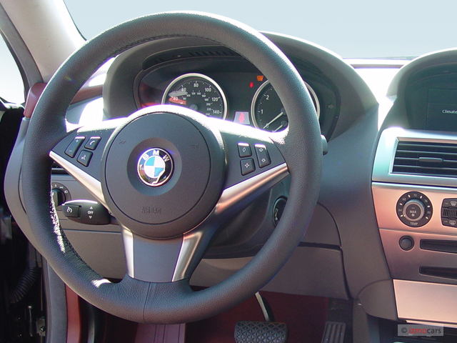 image 2006 bmw 6 series 650ci 2 door coupe steering wheel size 640 x 480 type gif posted. Black Bedroom Furniture Sets. Home Design Ideas