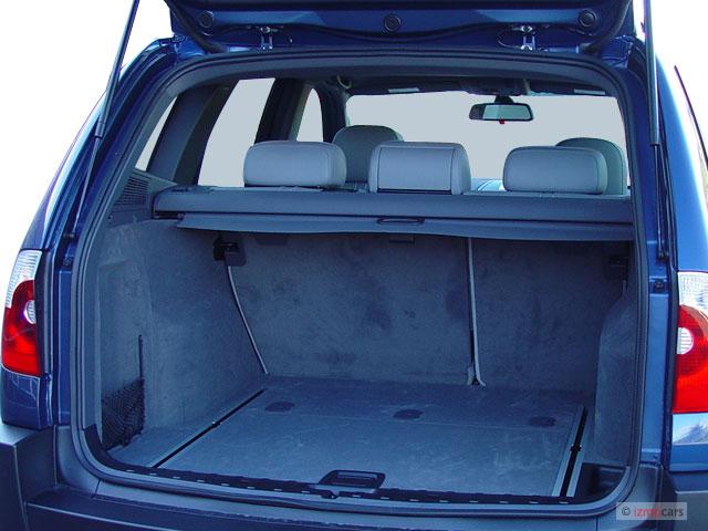 Image: 2006 BMW X3-Series X3 4-door AWD 3.0i Trunk, size: 640 x 480 ...