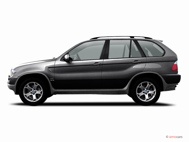 Image 2006 Bmw X5 Series X5 4 Door Awd 3 0i Side Exterior