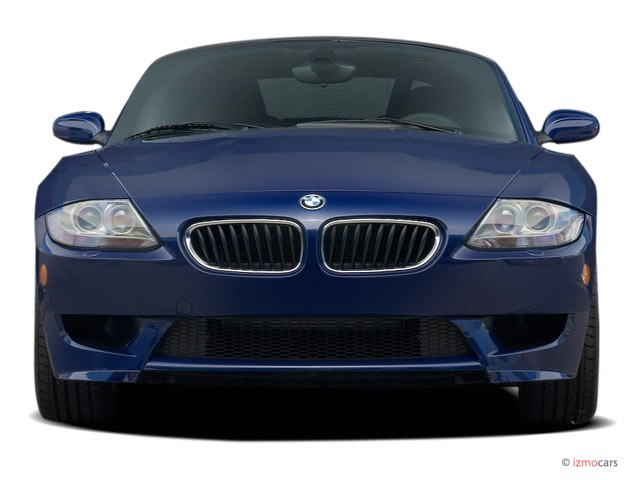 Image 2006 Bmw Z4 Series M 2 Door Roadster Front Exterior