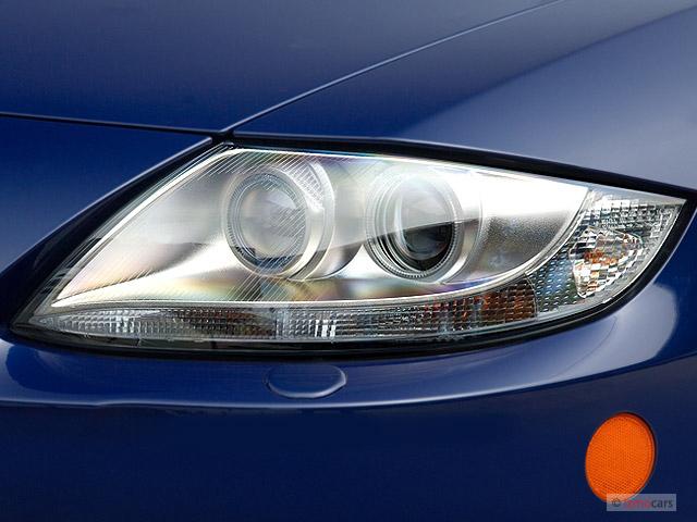 Image: 2006 BMW Z4-Series M 2-door Roadster Headlight ...