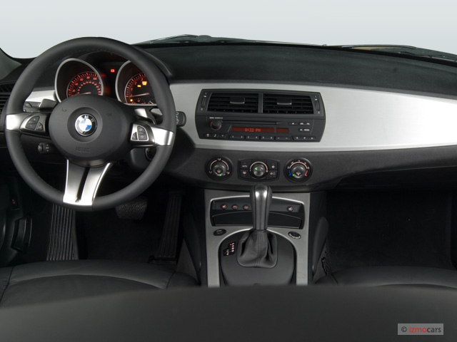 Image 2006 Bmw Z4 Series Z4 2 Door Coupe 3 0si Dashboard