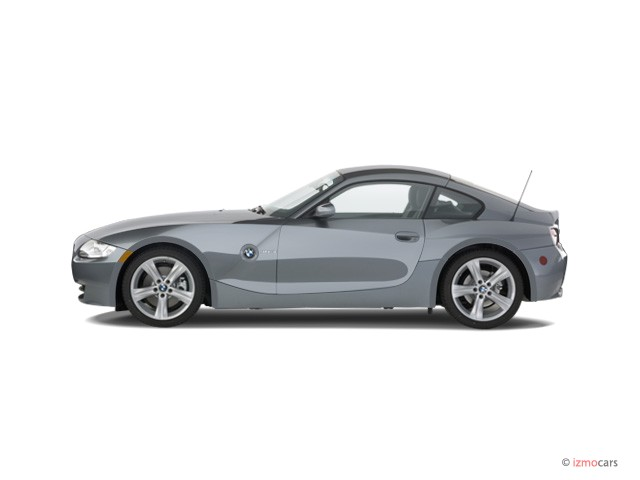 Image 2006 Bmw Z4 Series Z4 2 Door Coupe 3 0si Side