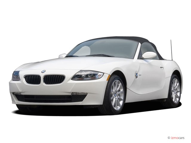 Image: 2006 BMW Z4-Series Z4 2-door Roadster 3.0i Angular ...