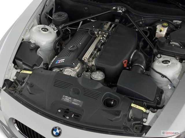 Image 2007 Bmw Z4 Series 2 Door Roadster M Engine Size