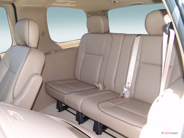 image 2006 buick terraza 4 door cxl fwd rear seats size. Black Bedroom Furniture Sets. Home Design Ideas