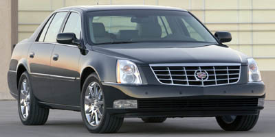2006 Cadillac DTS Review, Ratings, Specs, Prices, and Photos - The