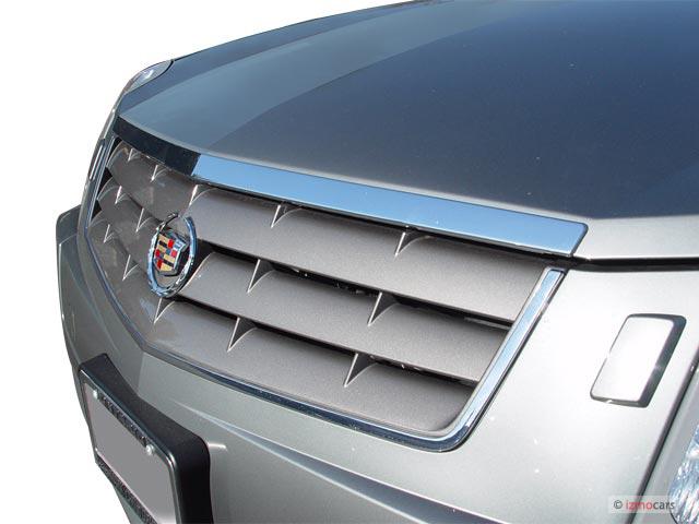Image: 2006 Cadillac SRX 4-door V8 SUV Grille, size: 640 x ...
