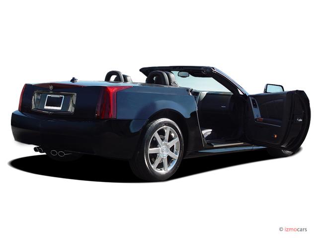 Image: 2006 Cadillac XLR 2-door Convertible Open Doors, size: 640 x