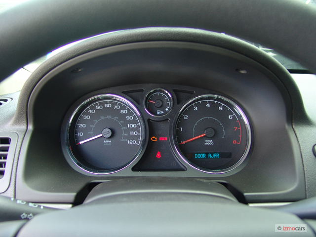 Chevrolet Cobalt Door Coupe Ls Instrument Cluster M on Chevrolet Lumina Apv