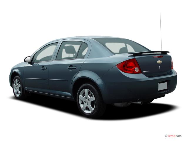 image  chevrolet cobalt  door sedan ls angular rear exterior view size    type