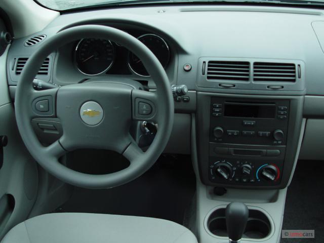 Image 2006 Chevrolet Cobalt 4 Door Sedan Ls Dashboard