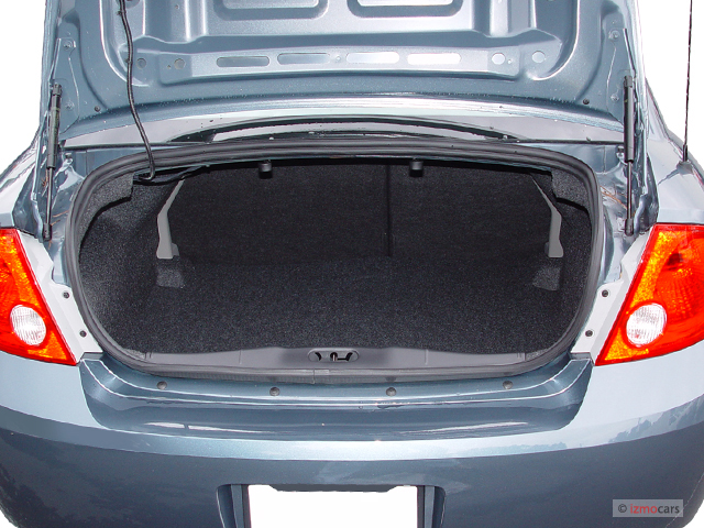 image 2006 chevrolet cobalt 4 door sedan ls trunk size. Black Bedroom Furniture Sets. Home Design Ideas