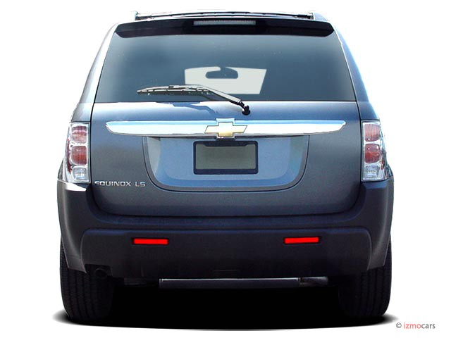 Image: 2006 Chevrolet Equinox 4-door 2WD LS Rear Exterior ...