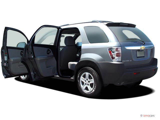image 2006 chevrolet equinox 4 door 2wd ls open doors. Black Bedroom Furniture Sets. Home Design Ideas