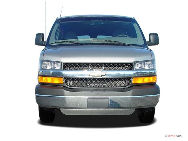 "Image: 2006 Chevrolet Express Passenger 1500 135"" WB RWD ..."