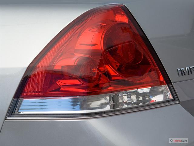 Image: 2006 Chevrolet Impala 4-door Sedan LS Tail Light ...