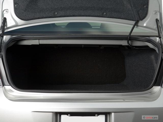 Image: 2006 Chevrolet Impala 4-door Sedan LS Trunk, size ...
