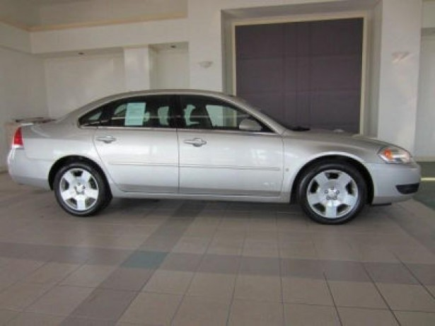 2006 Chevrolet Impala SS use car