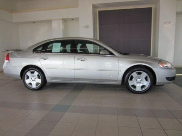 2006 Chevrolet Impala SS use car